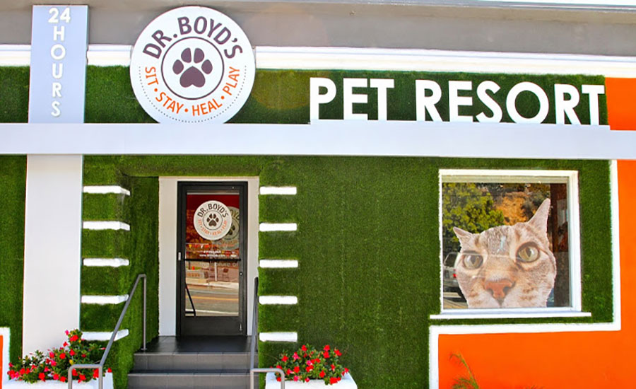 Dr. Boyd's Pet Resort Old Town